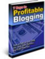 Thumbnail 7days of profitabe blogging