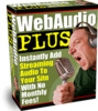 Thumbnail web audio plus
